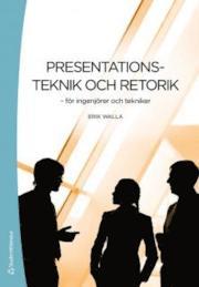 Presentationsteknik och retorik - Böcker